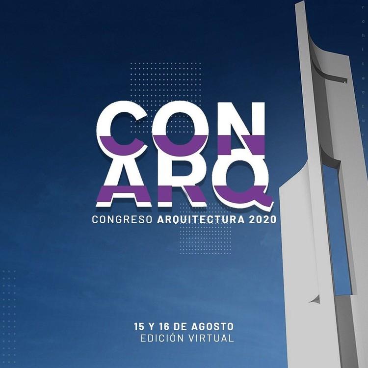 La nueva versión virtual del Congreso Nacional de Estudiantes de Arquitectura de Argentina 2020, Cortesía de CONARQ
