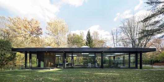 Pavillon A / Maurice Martel Architecte