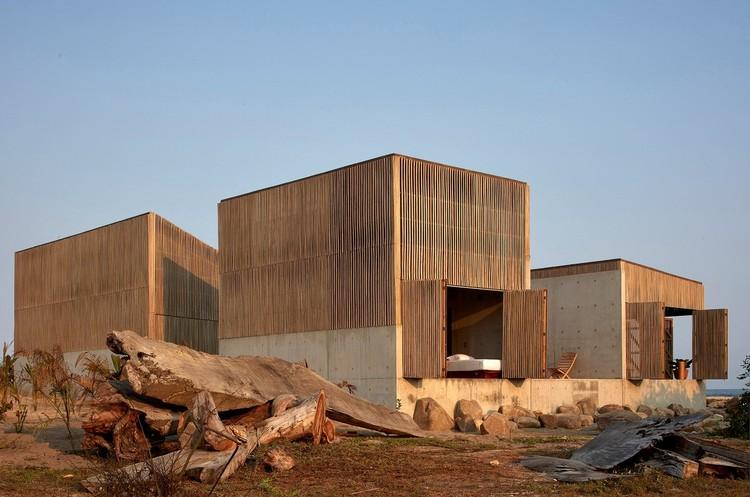 Arquitectura y paisaje: proyectos que se mimetizan con el contexto de Oaxaca, México, Casa Naila / BAAQ'. Image © Edmund Sumner