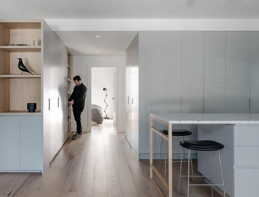 Carlton Apartment / Tom Eckersley Architects