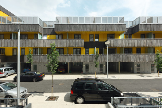 James Voller Way / Studio Woodroffe Papa