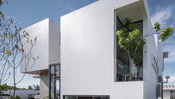 Residência Stack-cube / TOUCH Architect