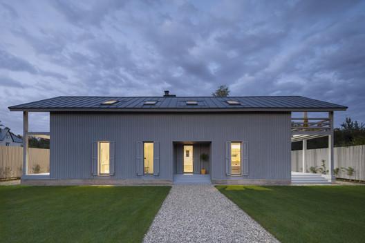 La casa de un arquitecto / Alexey Ilin architects