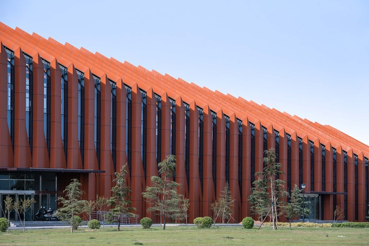 Linfen Shooting Center  / China Architecture Design & Research Group Inst.IV, © Qingshan Wu