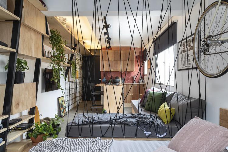 Studio Saint Hilaire  / Antonio Armando de Araújo - Arquitetura e Design, © Evelyn Müller