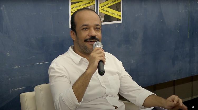 O gatilho e a tempestade: conversa com José Fernando Peixoto sobre violências a corpos negros e as dinâmicas da cidade, Cortesia de Escola da Cidade