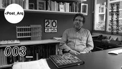 """Pablo Gamboa Samper: """"No hay una diferencia entre teoría y práctica, hay que pensar y razonar de manera general sobre la disciplina"""""""