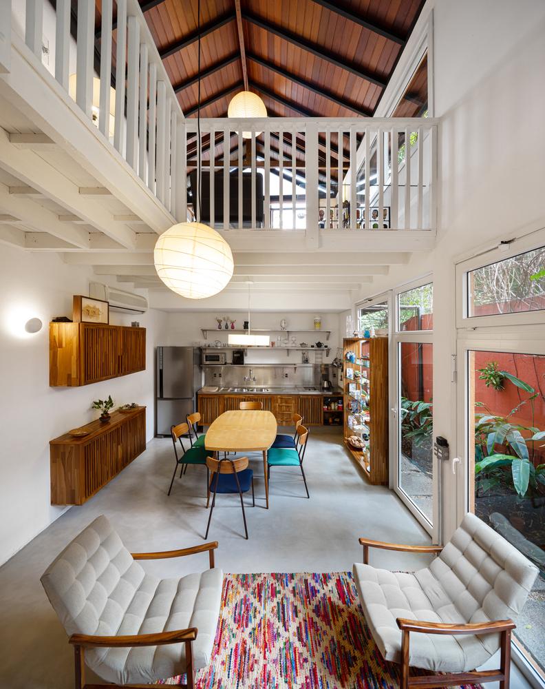 Casa Vila Madalena / Gui Paoliello Arquiteto