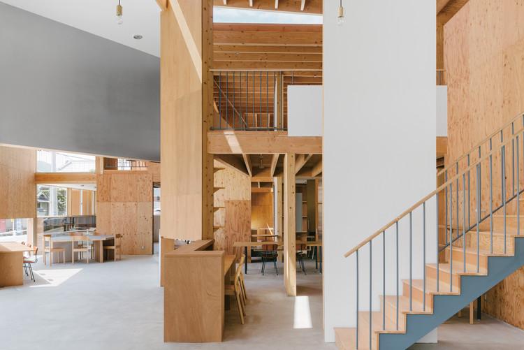 GoodJob! Center KASHIBA / Onishimaki + Hyakudayuki Architects, © Yoshiro Masuda