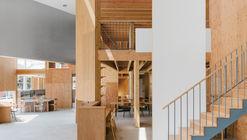 GoodJob! Center KASHIBA / Onishimaki + Hyakudayuki Architects