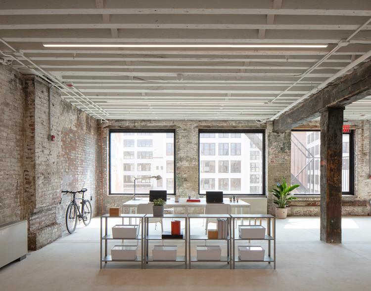 77 Washington Workspace  / Worrell Yeung Architecture, © Naho Kubota