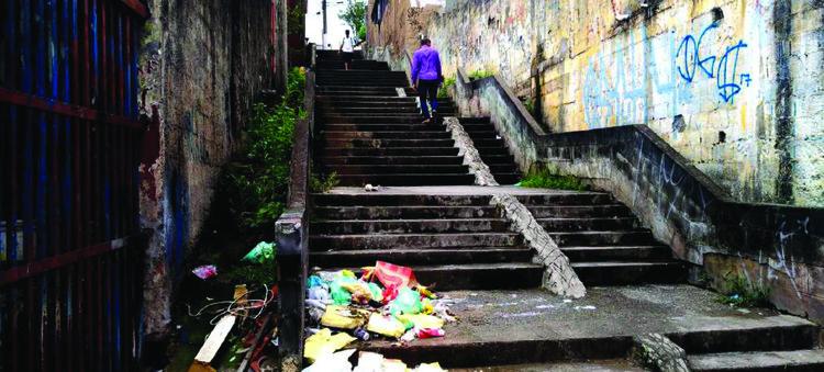 Mind the Step - Jardim Nakamura, São Paulo, Brazil. Image Courtesy of UN-Habitat