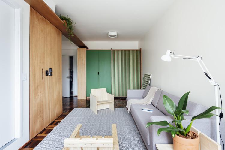 Apartamento Andradas / OCRE arquitetura, © Cristiano Bauce