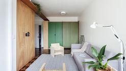 Apartamento Andradas / OCRE arquitetura