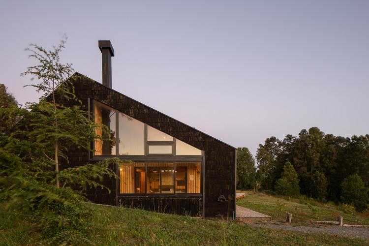 Casa AM / Lucas Maino Fernandez, © Marcos Zegers