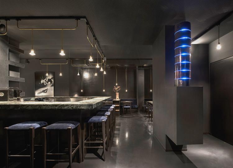 893 Ryotei Bar / Allenkaufmann Studio, © Yuzhu Zheng