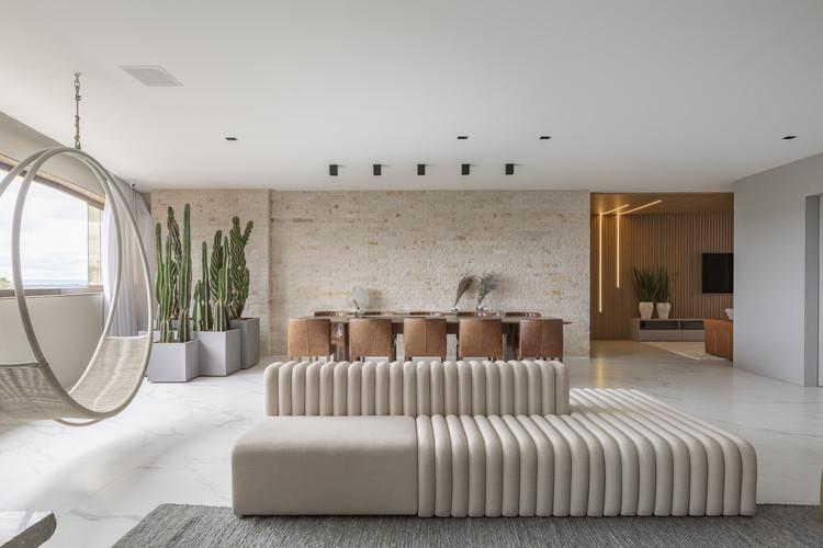 FF Apartment / Studio 2 Arquitetura e Interiores, © Joana França