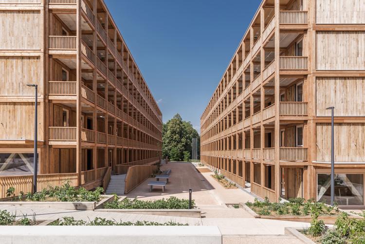 Centro de Habitação Coletiva Rigot / acau architecture, © Marcel Kultscher