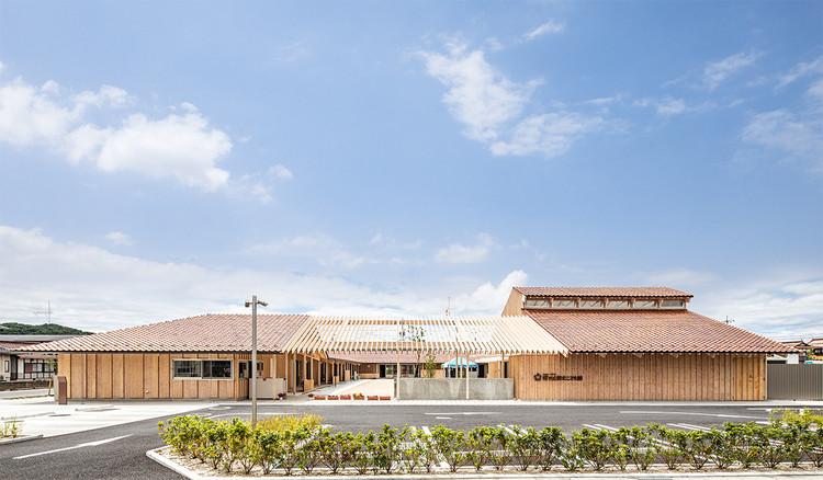 Centro de cuidado infantil Sakuragaoka / Kengo Kuma & Associates, © Masato Yamaguchi