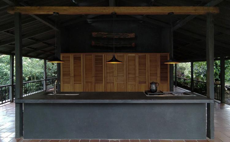 Casa Volcanes y Casa del Ocobo / AR-AR (Martínez Arquitectura) + Fiallo Atelier, © Jesús Fiallo