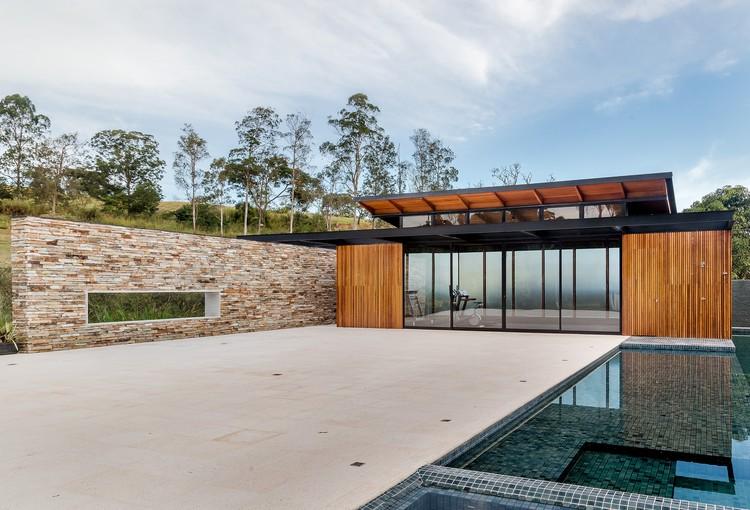 Espaço de Lazer J&G / Barino Arquitetura, © Bruno Meneghitti
