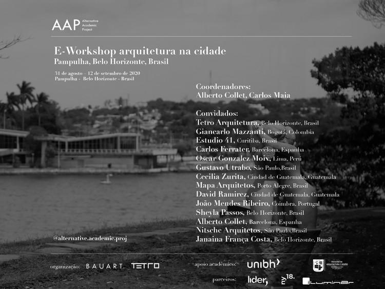 Workshop Arquitetura na cidade 2020