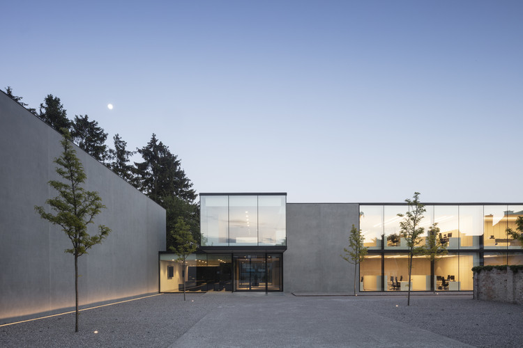 Notary Van Damme / Govaert & Vanhoutte Architects, © Tim Van De Velde