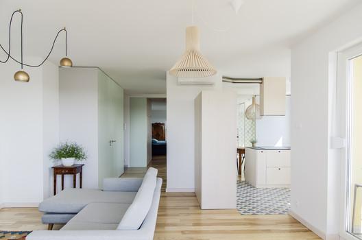 Apartment With a View / Atelier Starzak Strebicki