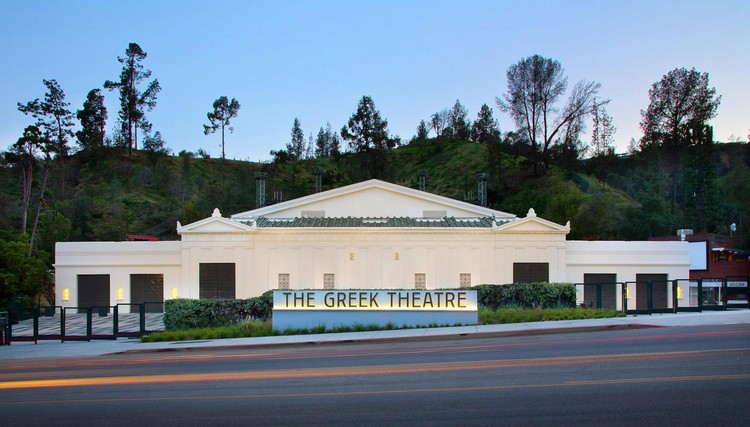 RIOS, Page & Turnbull Bring New Life to The Greek Theatre in Los Angeles, © Jim Simmons