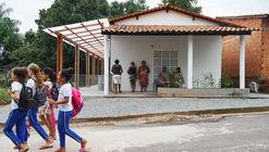 Casa de Farinha de babaçu Refurbishment / Estudio Flume