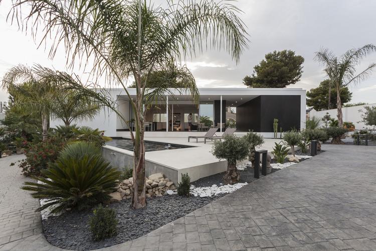 Casa Ayllón / e2b arquitectos, © Enrique Agües