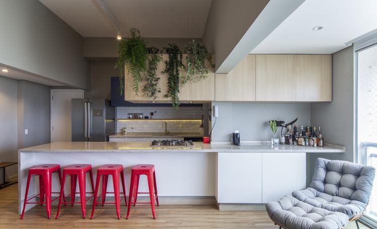 Apartamento TOY / Leandro Matsuda Arquitetura, © Maira Acayaba