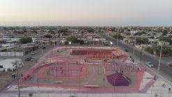 Kinder Park in Mexicali / DVCH DeVillarCHacon