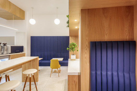 QTGC Coffee Shop / ARCHITEKTEN