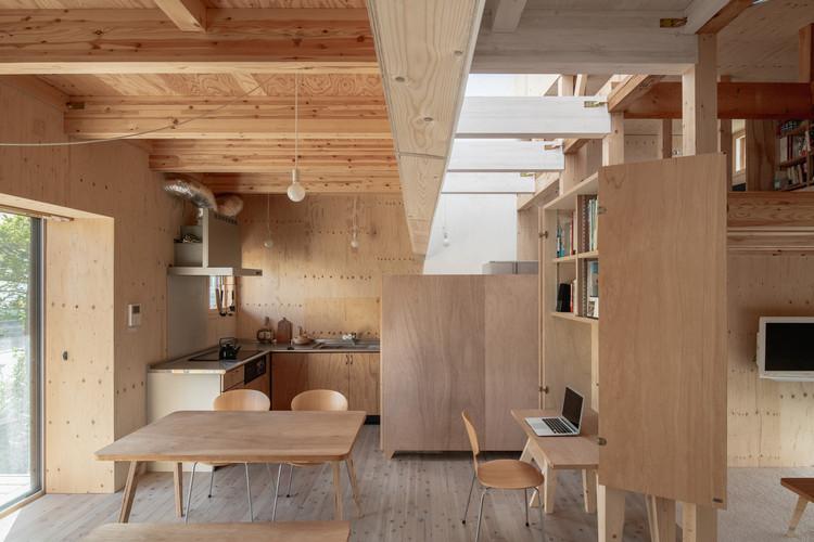 Reforma residencial em Fukui / Yoshichika Takagi + associates, Cortesia de Yoshichika Takagi + Associates