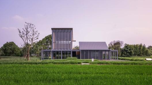 south facade. Image © Weijie Lu