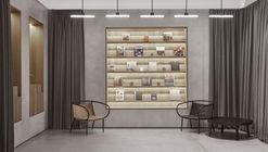 Splash Lab LA Showroom / McLaren Excell