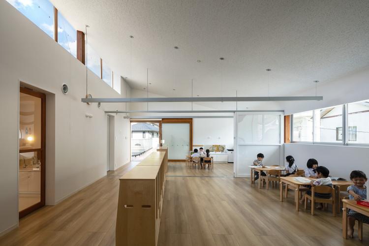 07 INFANT NURSERY ROOM and temporaly nursery room. Image © Shigeo Ogawa