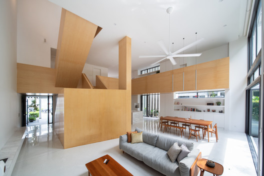 Makio House / Fabian Tan Architect