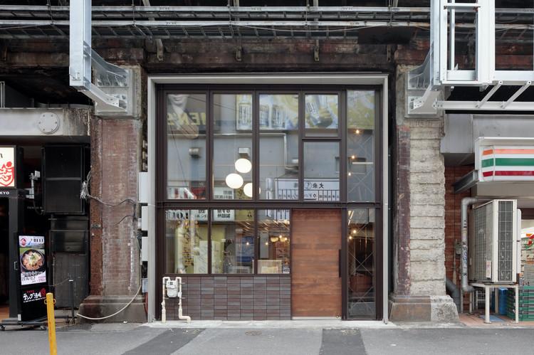 Kanda Coffee En / Yasuhisa Makino Architect & Associates, © Koichi Torimura