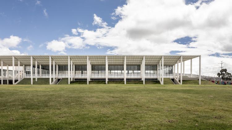 Centro deportivo, recreativo y cultural del Parque Metropolitano El Tunal / FP Arquitectura, © Jairo Llano