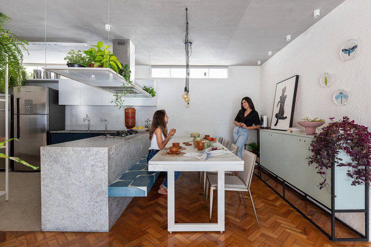 Apartamento Taquinho / Lez Arquitetura, © Júlia Tótoli