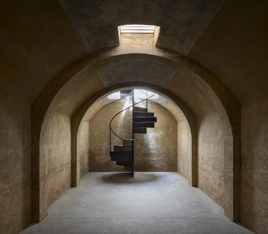 Domus Atrio House / González Morgado Arquitectura