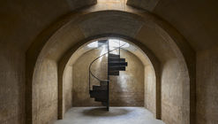 Vivienda Domus Atrio / González Morgado Arquitectura