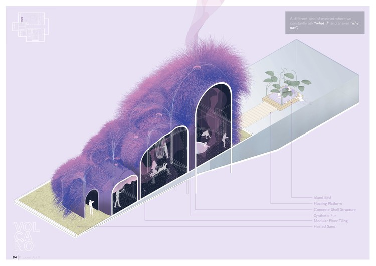Learning by Doing: Architecture Thesis Projects that Break the Mold, Mr. Sandman Bring Me a Dream / Ujal Gorchu