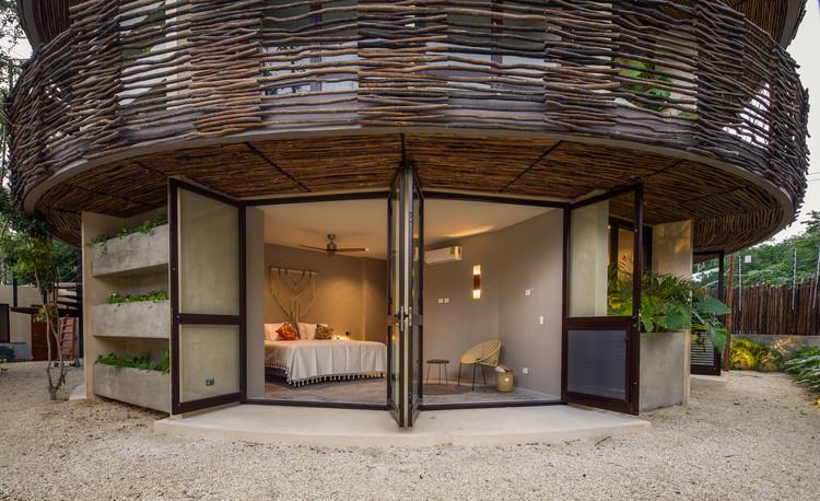 Apartamentos Mukul Tulum / Studio Arquitectos, © Pablo García Figueroa