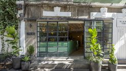 Basico Restaurant / MS Estudio