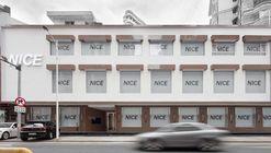 NICE Salon / DOUBLE GOOD DESIGN