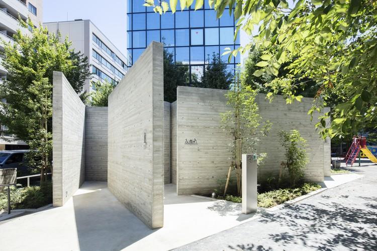 Banheiro Público no Parque Ebisu / Wonderwall, © Satoshi Nagare, Courtesy of The Nippon Foundation