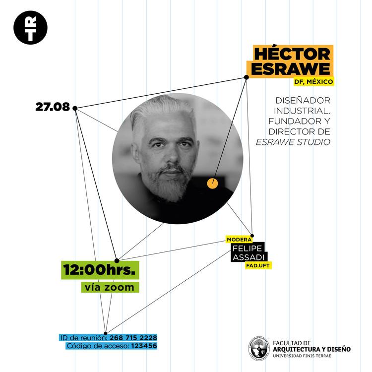 Ciclo de Conversaciones Relatos de Taller: Héctor Esrawe